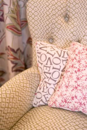 Handmade, bespoke upholstery Edinburgh